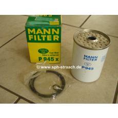 Kraftstofffilter P 945 x  von Mann