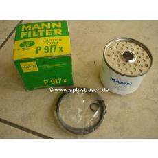 Kraftstofffilter P 917 x von Mann