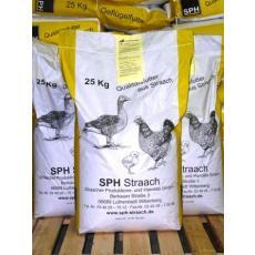 Legehennenfutter mit Sojaöl in Pelletsform 25kg